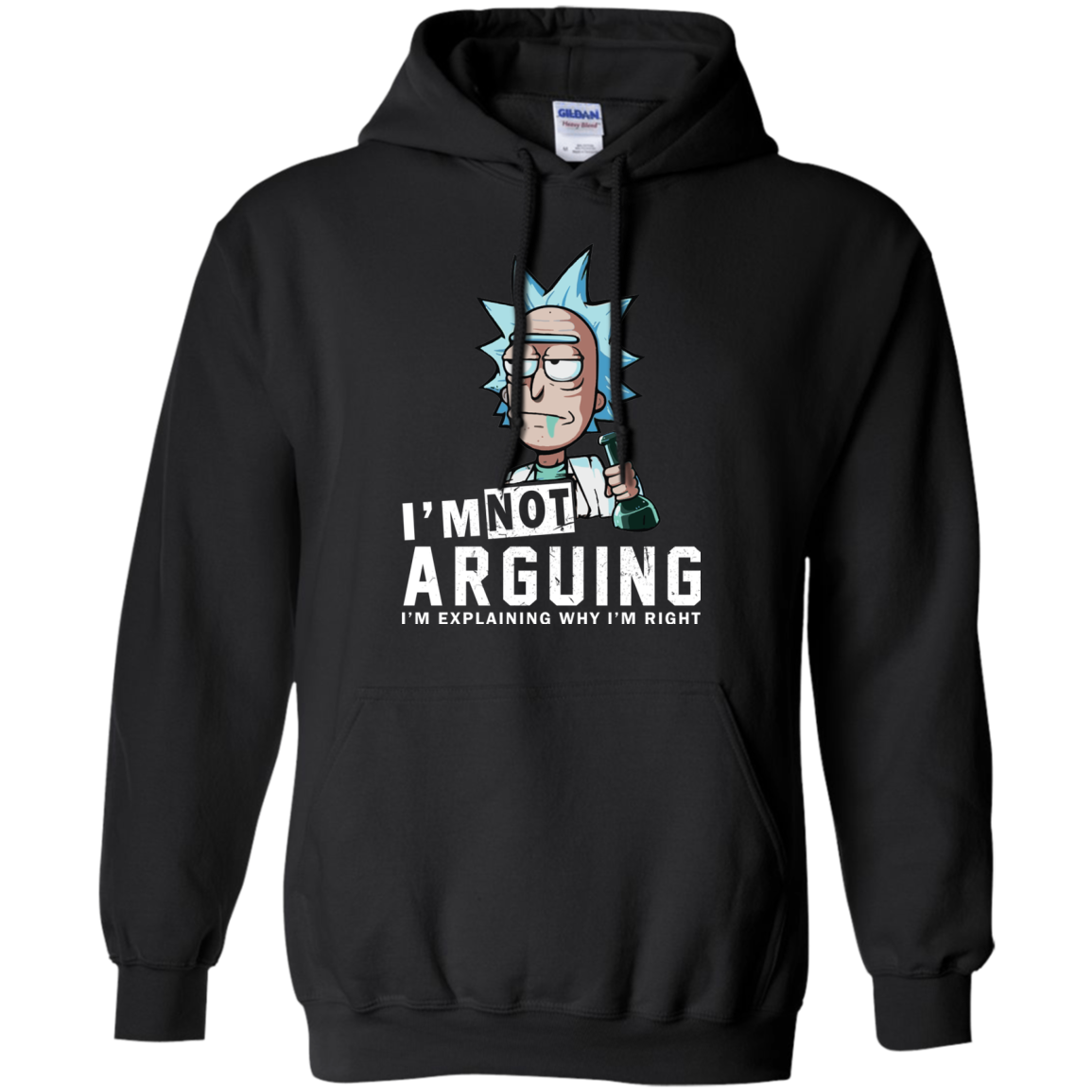 Im Not Arguing Im Just Explaining Why I Am Right Hoodies