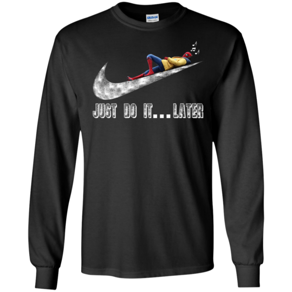 Just do it – Spiderman 2017 shirt, hoodie, tank