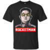 Kim Jong Un Rocketman T-Shirt