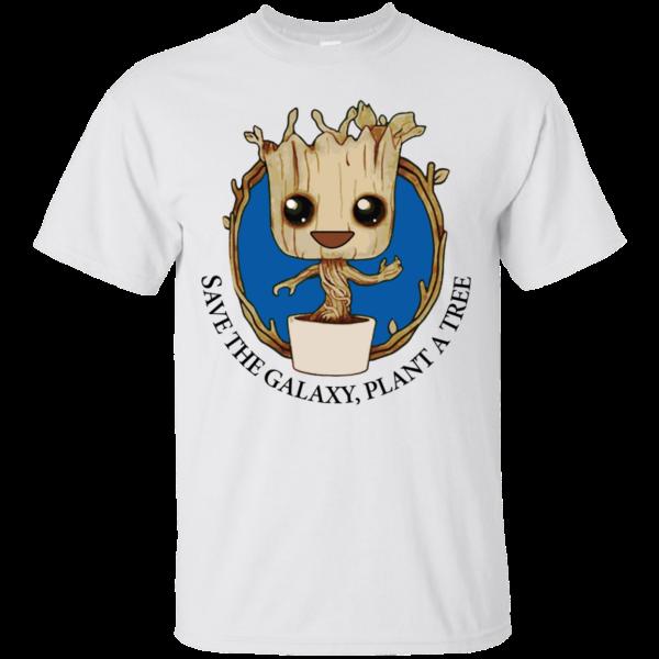 Save The Galaxy, Plant A Tree Shirt, Hoodie, Tank