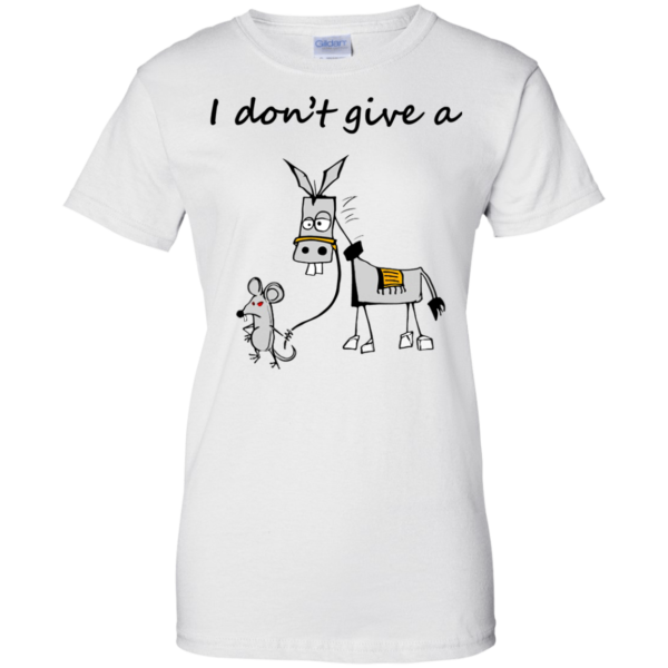 I Don't Give A Rat's Graphic Shirt, Hoodie, Tank