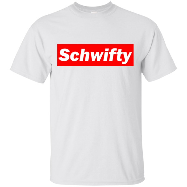 Rick and Morty - Get Schwifty Supreme Shirt, Hoodie