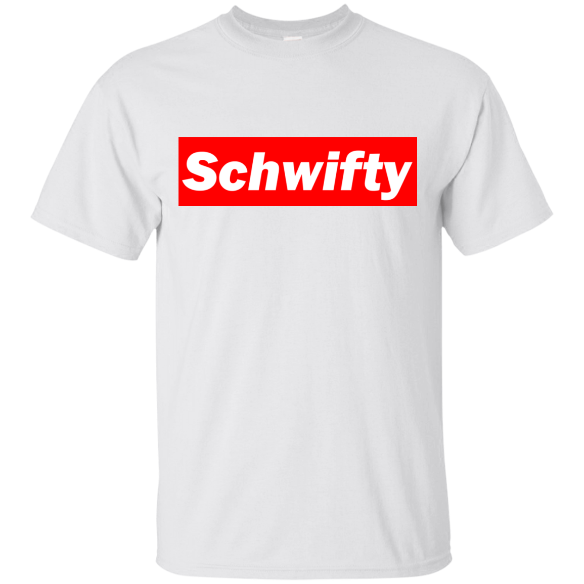 8ac37d86ca24 Rick and Morty - Get Schwifty Supreme Shirt