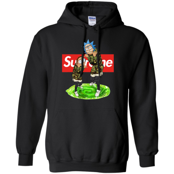 Rick And Morty Supreme Shirt, Hoodie, Tank
