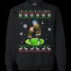 Rick And Morty Supreme Christmas Sweatshirt
