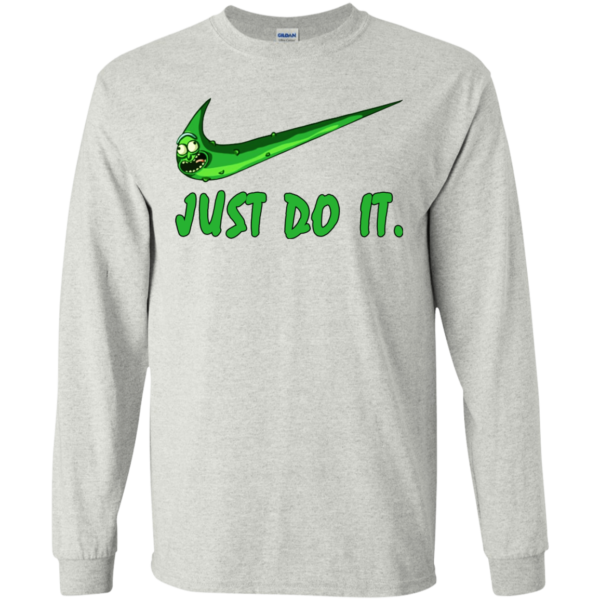 Pickle Rick – Just Do It Shirt, Hoodie, Tank