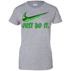 Pickle Rick – Just Do It Shirt, Hoodie, Tank
