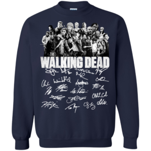 The Walking Dead Signature Shirt, Hoodie, Tank