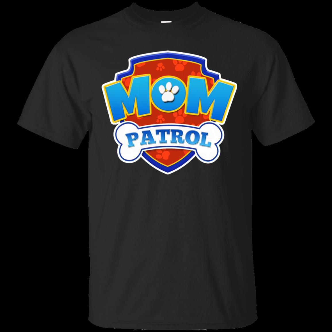 65a821a7 Mom patrol shirt, hoodie, tank | Allbluetees.com