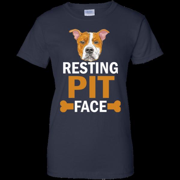 Resting Pit Face Shirt, Hoodie, Tank