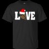 Football Love Christmas Holiday Shirt, Sweatshirt