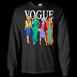 Golden Girl Vogue Shirt, Hoodie, Tank