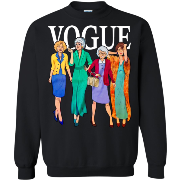 Golden Girl Vogue Shirt, Hoodie, Tank