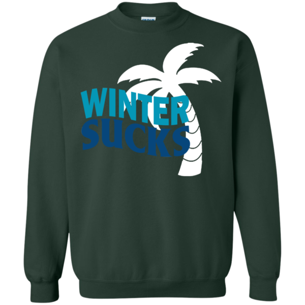 Winter Sucks Shirt, Hoodie, Tank