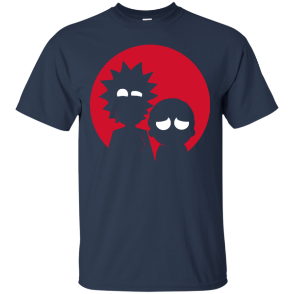 Rick And Morty – Minimalist Characters Shirt, Hoodie, Tank