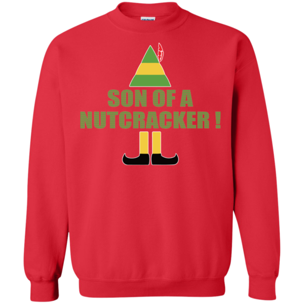 Buddy The Elf – Son Of A Nutcracker Christmas Sweater