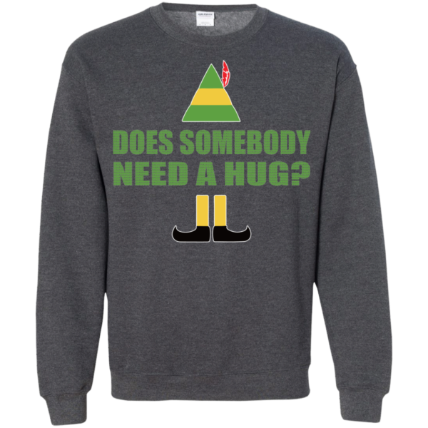 Buddy The Elf – Does Somebody Need A Hug Christmas Sweater