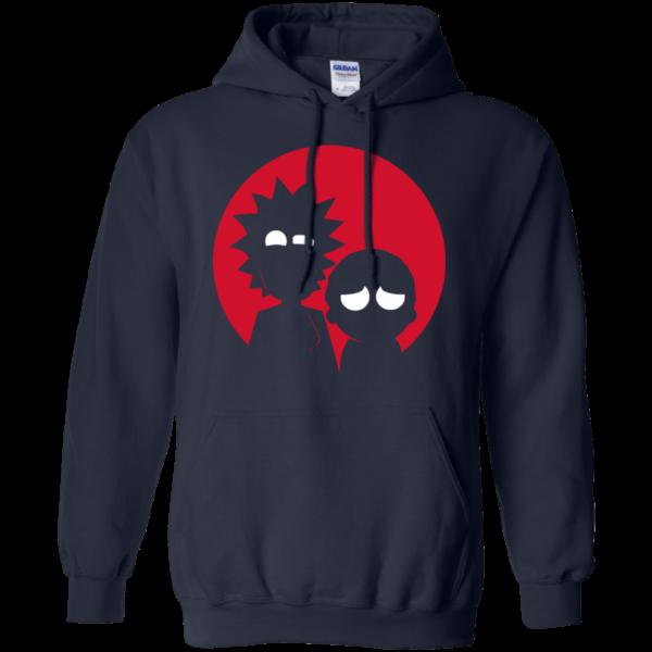 Rick And Morty – Minimalist Characters Shirt, Hoodie, Tank
