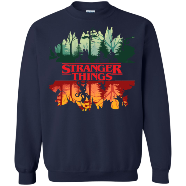 Stranger Things Shirt, Sweatshirt