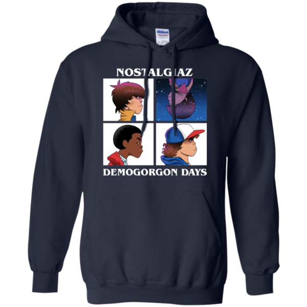 Stranger Things Nostalgiaz Demogorgon Days Shirt, Hoodie