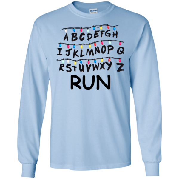 Stranger Things Run Shirt, Hoodie, Tank