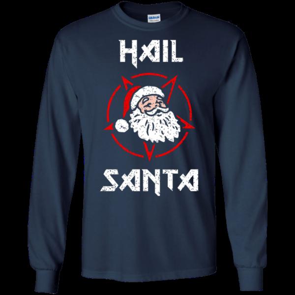 Hail Santa Shirt, Hoodie, Tank