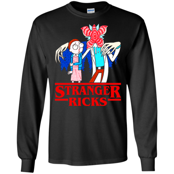 Rick And Morty – Stranger Ricks Shirt, Hoodie, Tank