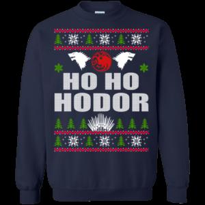 Game Of Thrones – Ho Ho Hodor Christmas Sweater