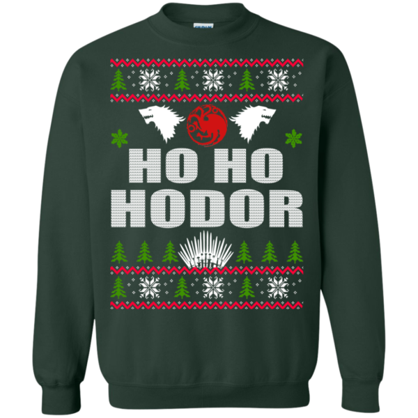 Game Of Thrones – Ho Ho Hodor Christmas Sweater