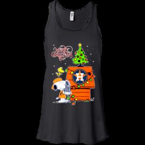 Snoopy - Houston Champions 2017 - Merry Christmas Shirt, Sweatshirt