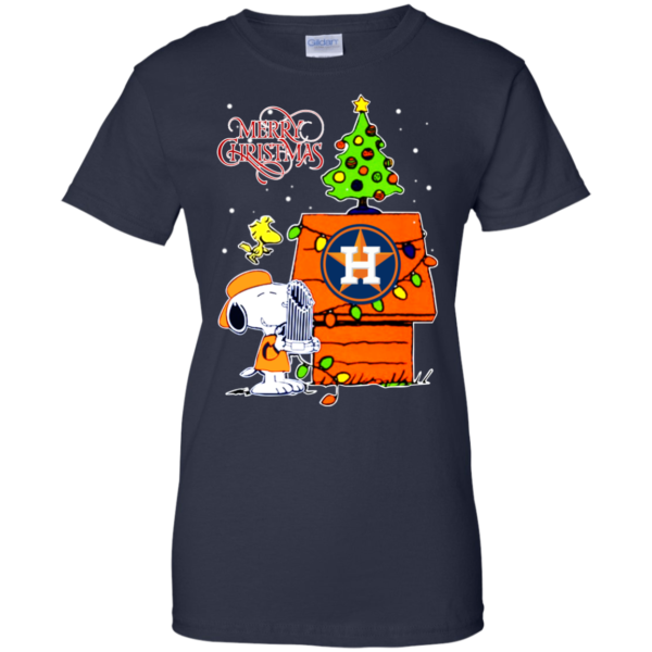 Snoopy - Houston Champions 2017 - Merry Christmas Shirt, Sweatshirt