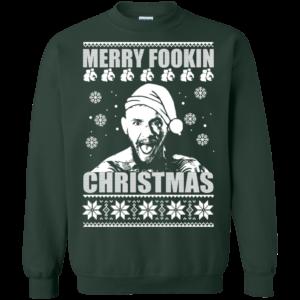Connor Mc Gregor – Merry Fookin Christmas Sweater