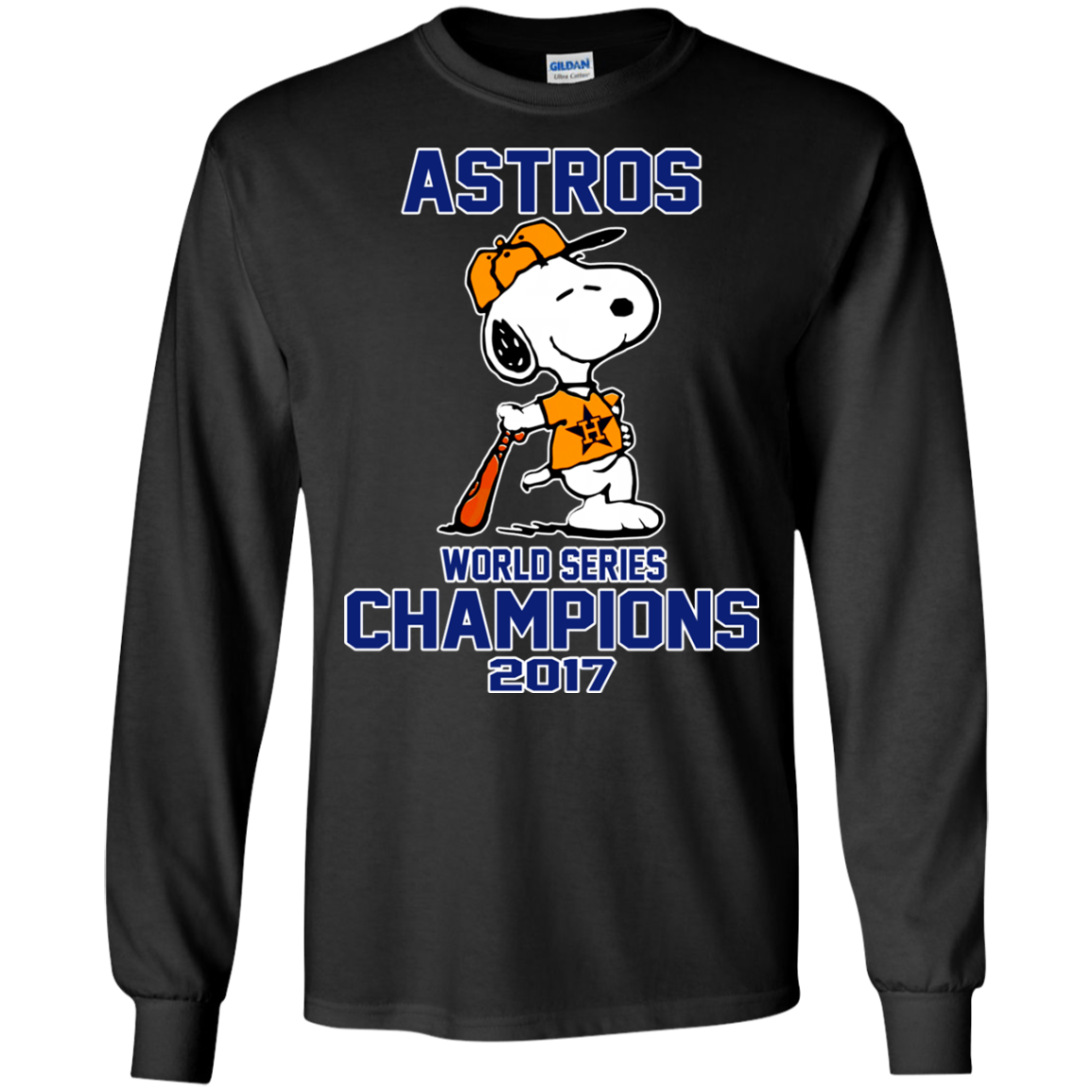 a6592e71 Snoopy – Astros – World Series Champions 2017 Shirt, Hoodie