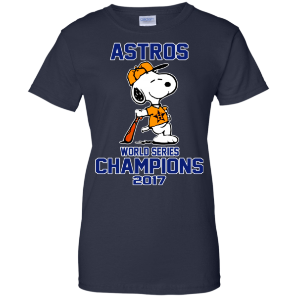Snoopy – Astros – World Series Champions 2017 Shirt, Hoodie