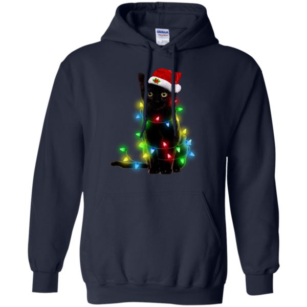 Black Cat Christmas Shirt, Hoodie, Sweashirt