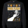 Vegeta Final Flash Christmas Sweater