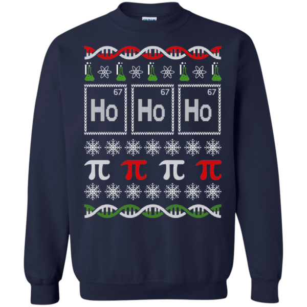 Scientific Christmas Sweater, Hoodie