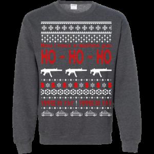 Now I Have A Machine Gun – Wippee Ki Yay Christmas Sweater
