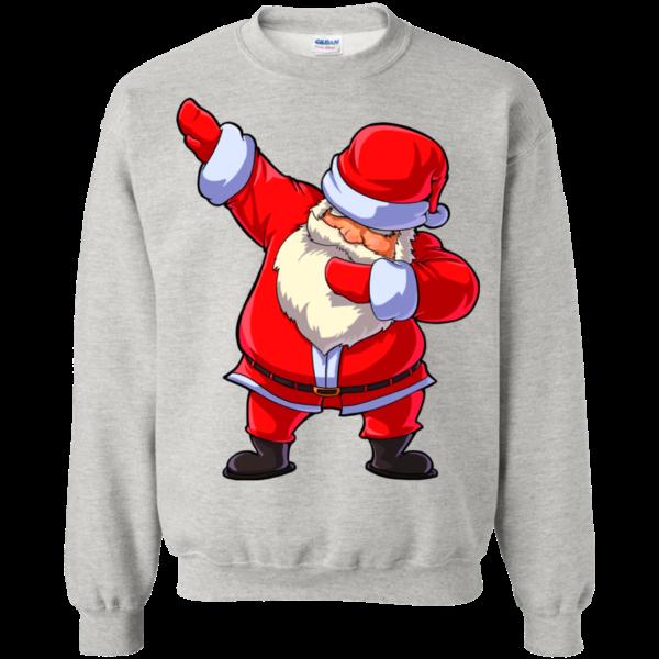 Santa Claus Dabbing Christmas Shirt, Sweatshirt