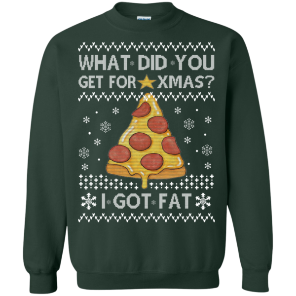 What Did You Get For Xmas – I Got Fat Christmas Sweater