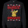 Pikachu – All I Want For Christmas Is Chuuu Christmas Sweater