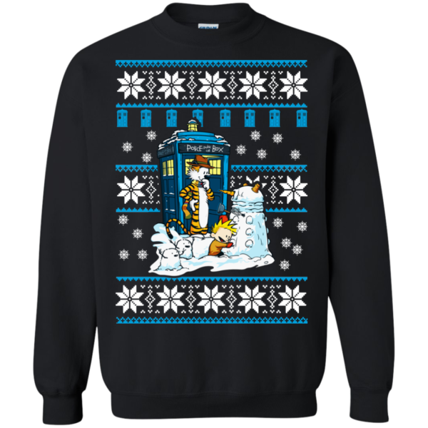 Doctor Who – Calvin Dalek Christmas Sweater