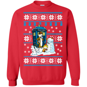 Doctor Who – Calvin Dalek Christmas Sweater