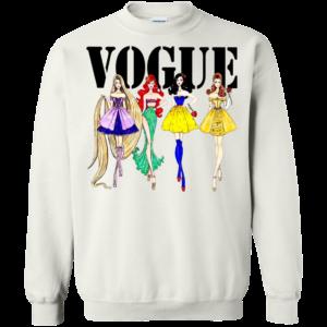 Disney Princess – Vogue Shirt, Hoodie, Tank