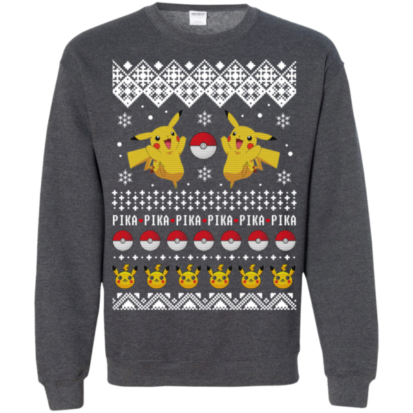 Pokemon – Pikachu – Pika – Pika Christmas Sweater