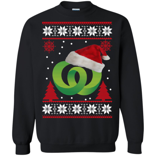 Woolies Knitted Christmas Sweater