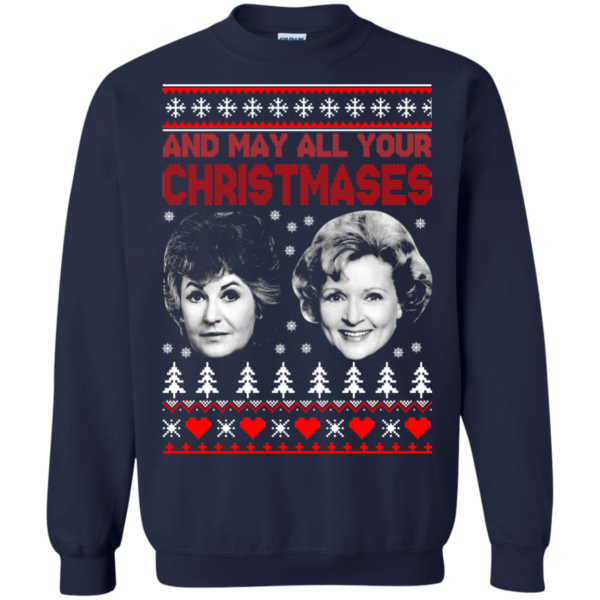 Golden Girls – And May All Your Christmases Sweater