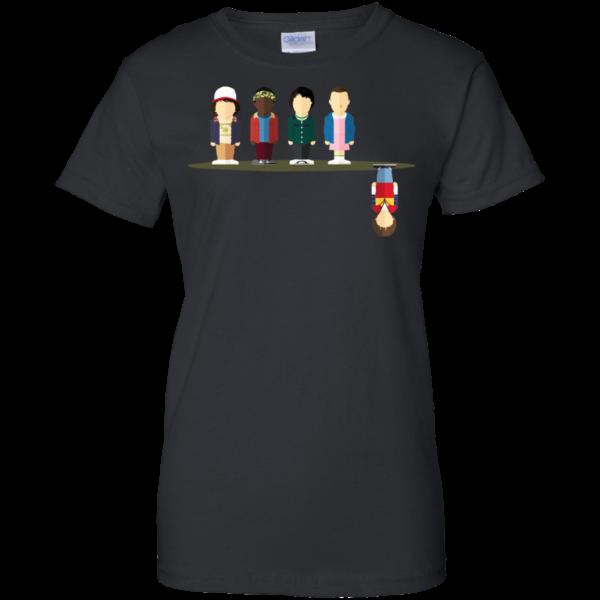 Stranger Things – The Upside Down Shirt, Hoodie, Tank