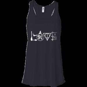 Harry Potter - LOVE Shirt, Hoodie, Tank