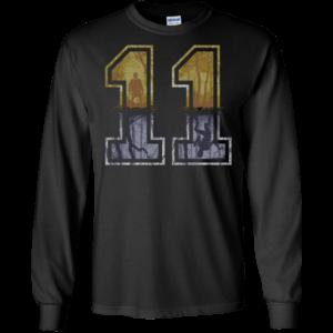 Stranger Things – Eleven – 11 Shirt, Hoodie, Tank